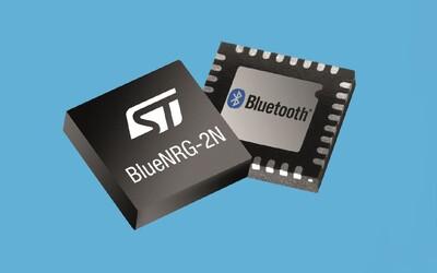 STMicroelectronics BlueNRG-2N network processor
