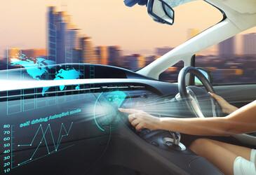 MEMS and sensors for autonomous automotive applications