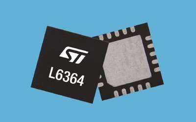 STMicroelectronics L6364 transceiver