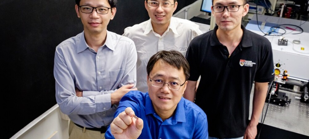 Electrically driven 'topological' laser developed