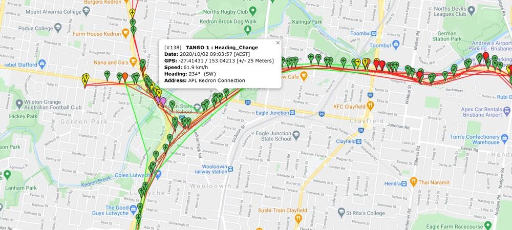 Case study: Driving location services underground