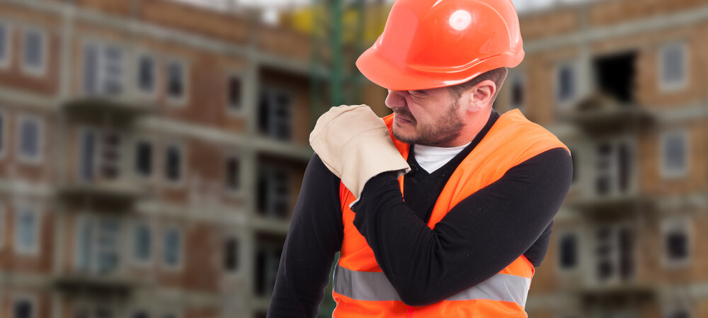 Wearable solution lifts strain of shoulder injuries