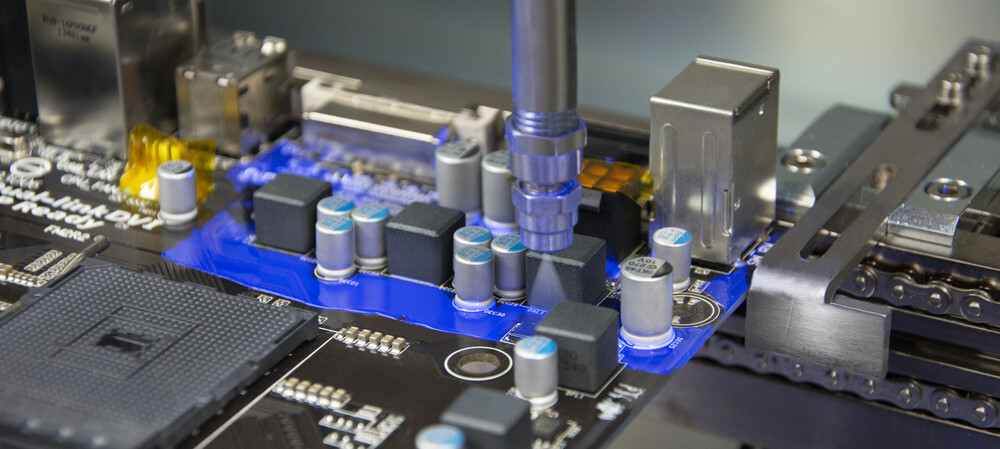 How to achieve maximum performance for your conformal coatings process