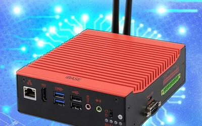 iBase EC-3200 AI computing platform