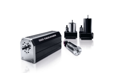 Faulhaber MC3 motion controllers for high-level automation