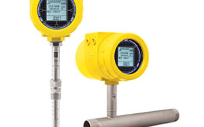 FCI AST ST80 and ST100 thermal flow meter