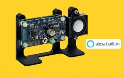 STMicroelectronics AVS Integration for AWS IoT Core reference design