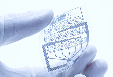 Printed and flexible electronics: key technology highlights in 2020