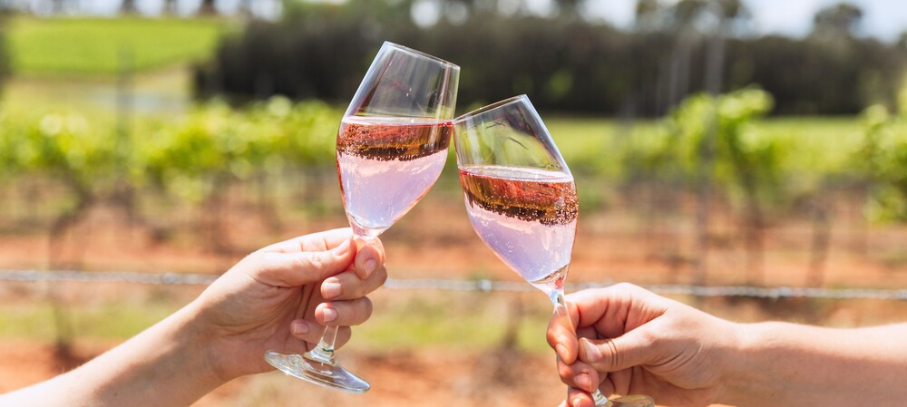 What's New: Pink Prosecco in Australia
