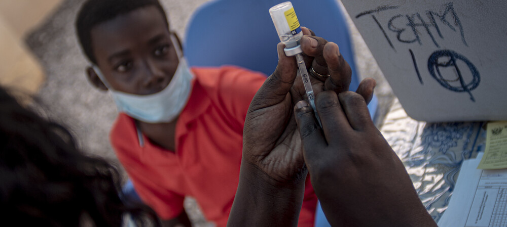 Vaccine management in the (African) cloud