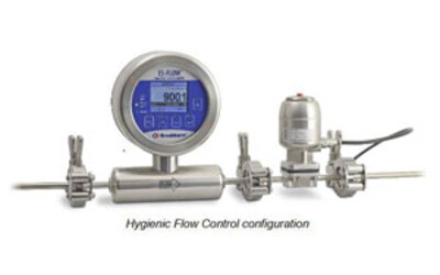 Bronkhorst ES-FLOW Ultrasonic Flow Meters