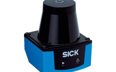 SICK TiM240 2D LiDAR sensor
