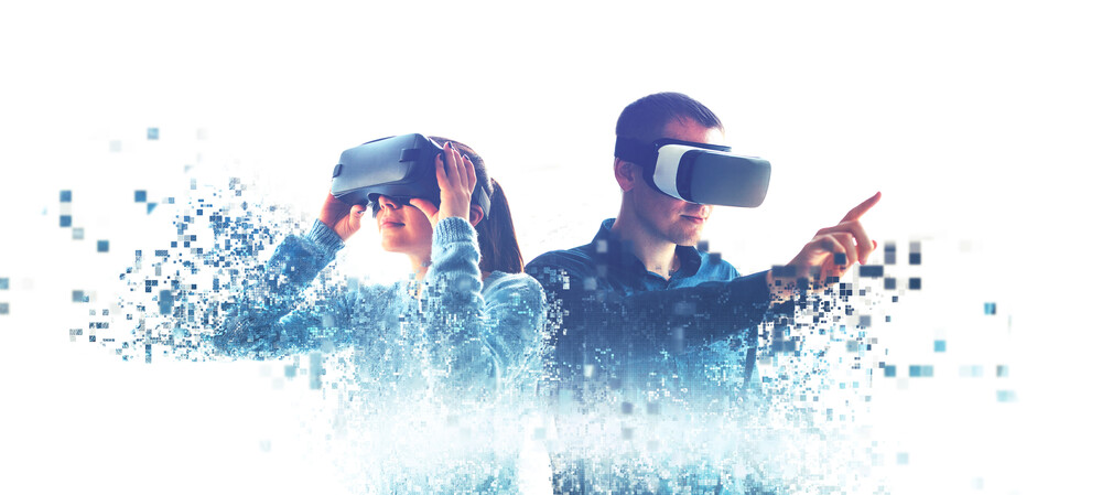 Using VR to teach in unexpected ways