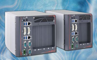 Neousys Nuvo-8000 series fanless box PCs
