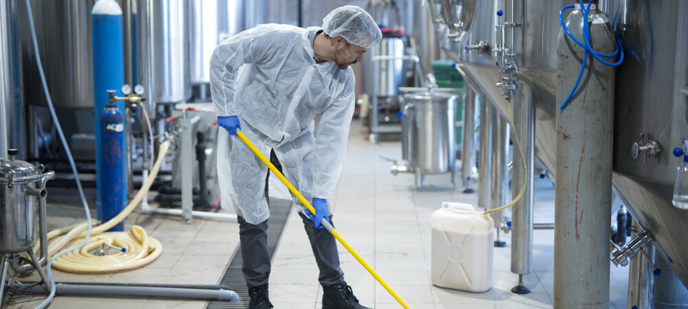 24/7 cleaning audit hub critical for food industry