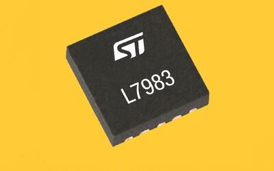 STMicroelectronics L7983 DC/DC converters