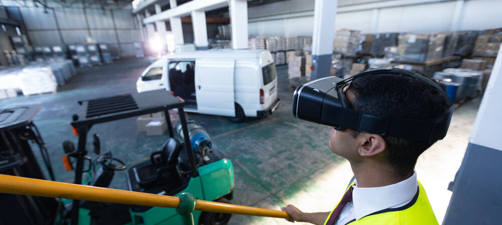 Immersive safety: the benefits of VR training in materials handling