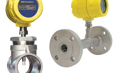 Fluid Components International ST75 Air/Gas Flow Meter