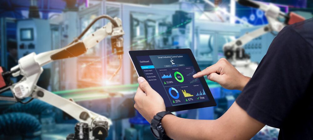 Five trends for the factory of the future in 2021 and beyond