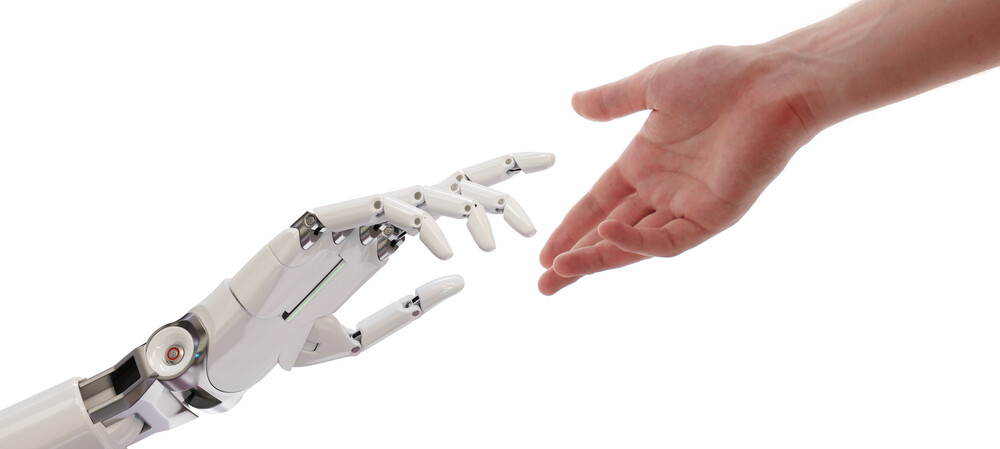 Vision-guided artificial skin gives robots a sense of touch