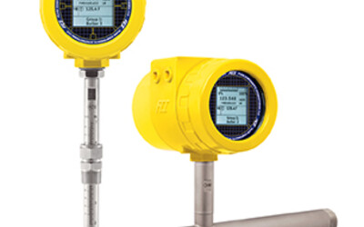 FCI ST80 Series thermal mass flow meter