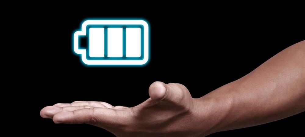 Copolymer binder extends Li-ion battery life
