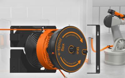 Treotham igus e-spool flex 2.0 cable reel