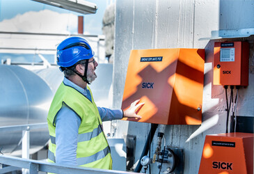 Spanish waste-to-energy plant installs SICK technology for emission measurement