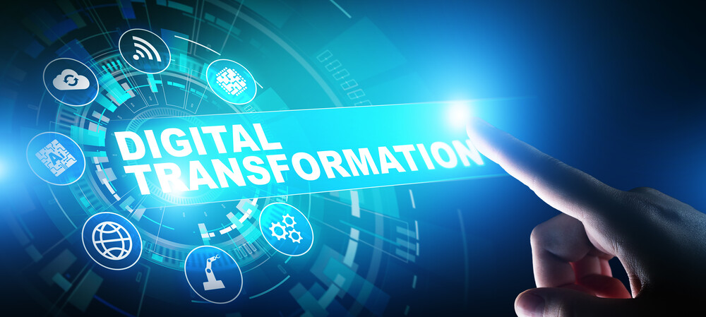 OK, but what does digital transformation mean to me?