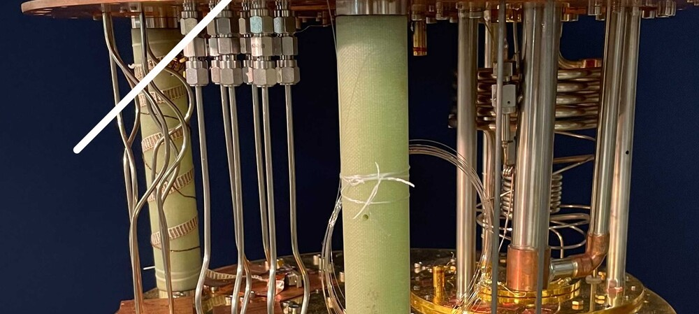 Optical fibre could boost superconducting quantum computers