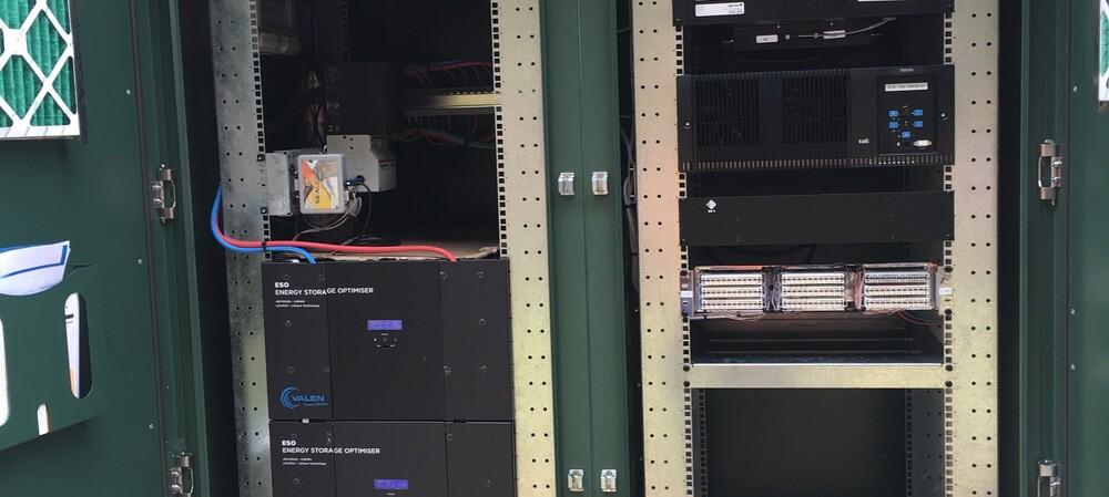 Valen Power remote energy storage