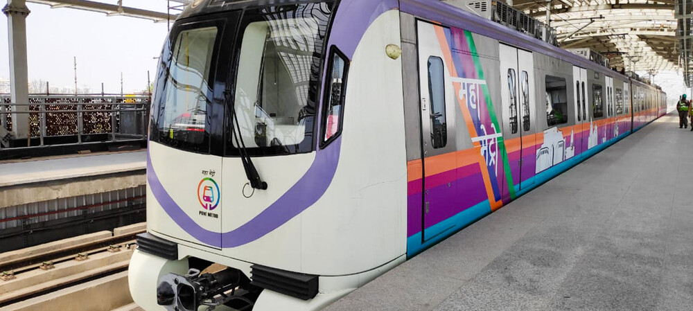 DAMM systems set to monitor India's Pune Metro rail network
