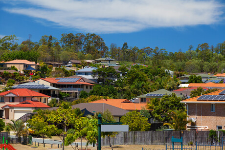 Record number of rooftop solar panels in Australia