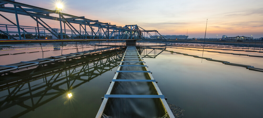 Global challenges in the water sector