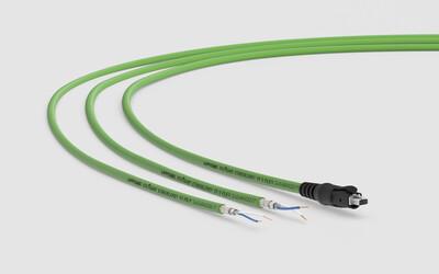 LAPP ETHERLINE T1 Y Flex single-pair Ethernet cable