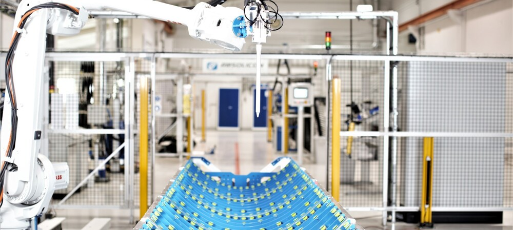 ABB robots increase automation in the solar industry