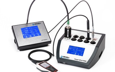 Michell Instruments HygroCal 100 and Optidew 401 package for traceable humidity calibrations