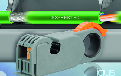igus chainflex CF898.061.FC Profinet cable