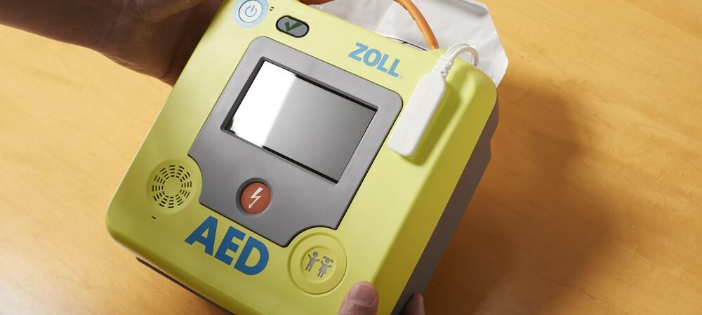Advanced defibrillators win five-star safety award