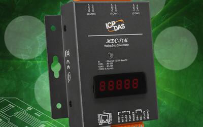 ICP DAS MDC-700 series Modbus data concentrators