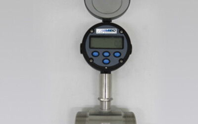 Trimec Flow Products PT Turbopulse turbine flowmeter