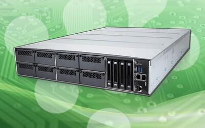 iEi PUZZLE IN005 rackmount network appliance