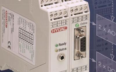 HYDAC EHCD-AM005XXXU universal digital power amplifier