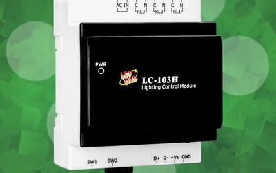 ICP DAS LC-103H lighting control module