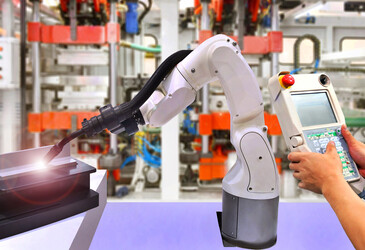 Can cobots solve the welder shortage?