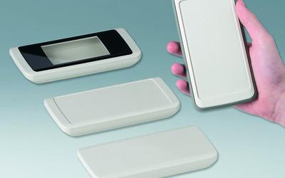 OKW SLIM-CASE handheld enclosure for mobile applications
