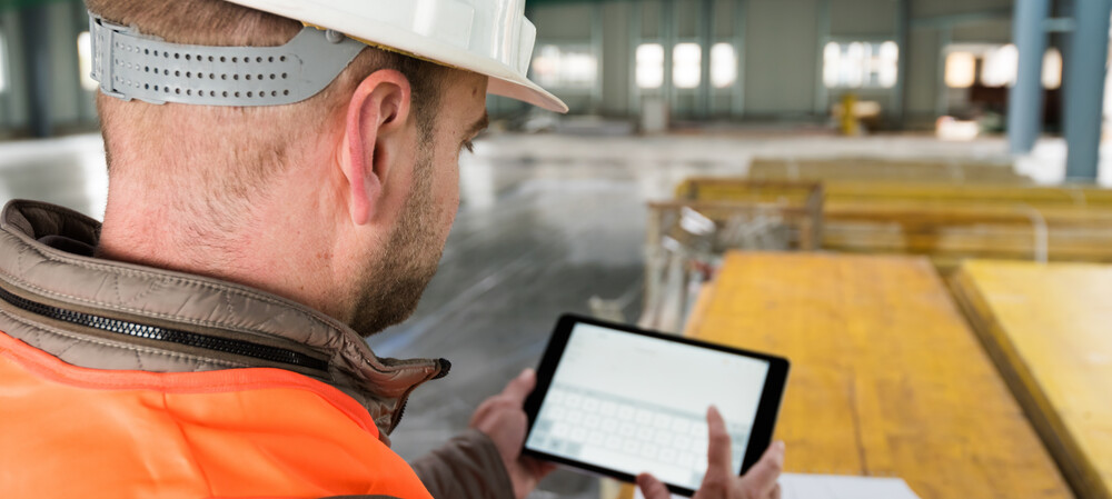 Indoor positioning technology for the construction industry