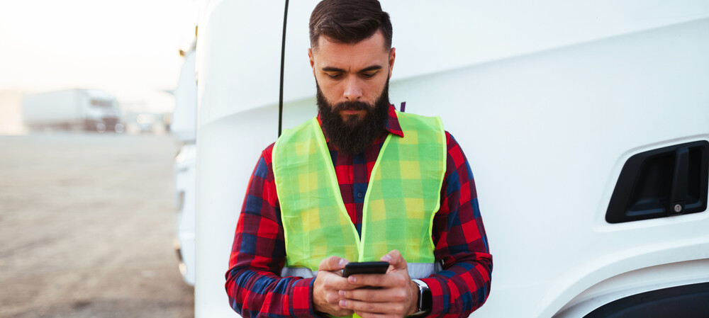 Safety app to reduce injuries in road freight industry