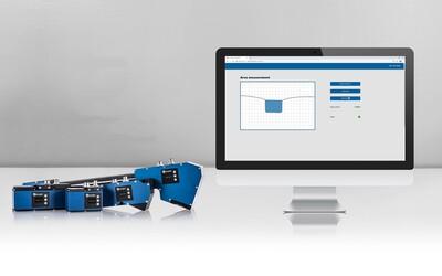 Wenglor uniVision 2.4 profile sensor software