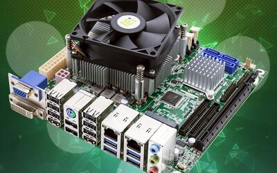 iEi KINO-KX Industrial Motherboard